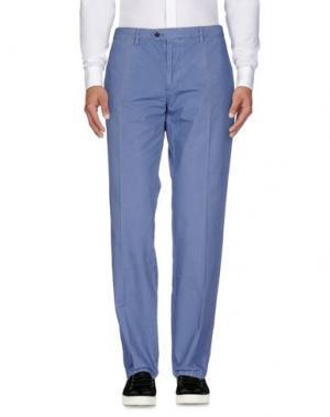 Повседневные брюки BROOKSFIELD. Цвет: синий