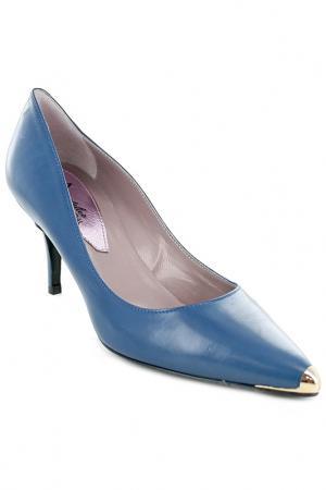 Туфли Atelier Mercadal. Цвет: синий