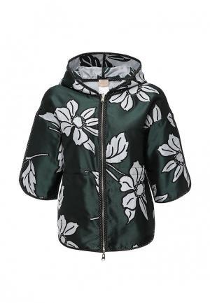 Куртка Pennyblack. Цвет: зеленый