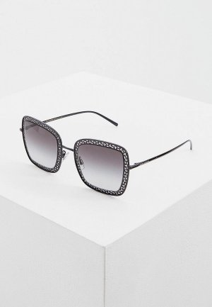 Очки солнцезащитные Dolce&Gabbana DG2225 01/8G. Цвет: черный