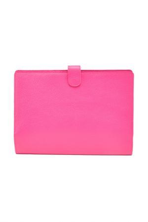 Папка для документов KIN. Цвет: фуксия