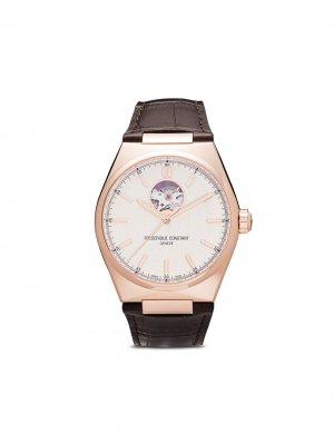 Наручные часы Highlife Heart Beat 41 мм Frédérique Constant. Цвет: серебристый