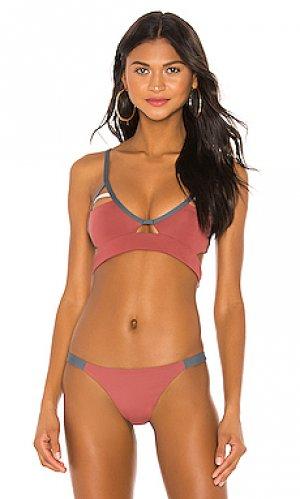 Верх купальника jessi TAVIK Swimwear. Цвет: розовый