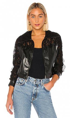 Куртка chloe NBD. Цвет: черный
