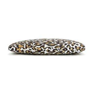 14 дюймов Сумка для ноутбука с леопардовым принтом SHEIN. Цвет: многоцветный