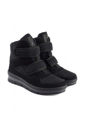 Ботинки Jog Dog. Цвет: черный камуфляж
