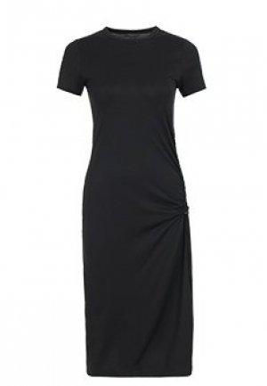 Платье RAG AND BONE. Цвет: черный