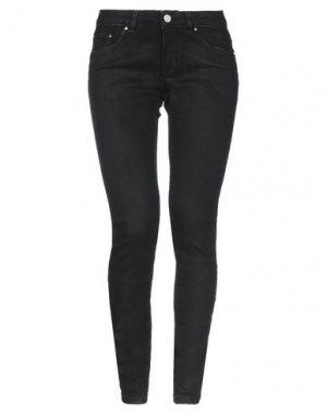 Джинсовые брюки CAMOUFLAGE AR AND J.. Цвет: черный
