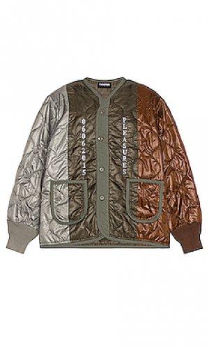Куртка misery Pleasures. Цвет: зеленый