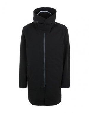 Легкое пальто ADD. Цвет: черный