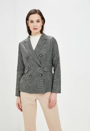 Пиджак Vis-a-Vis. Цвет: серый