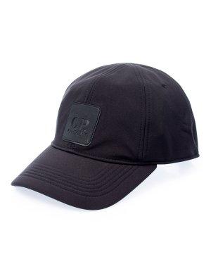 Бейсболка 09CMAC232A UNI черный C.P.Company. Цвет: черный