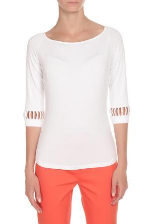 Блуза 22MAGGIO. Цвет: белый