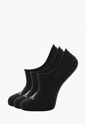 Комплект adidas PER INVIZ T 3P. Цвет: черный
