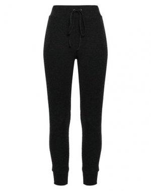 Повседневные брюки ENZA COSTA. Цвет: свинцово-серый
