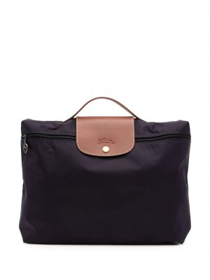 Сумка для ноутбука Le Pliage Original Longchamp. Цвет: фиолетовый
