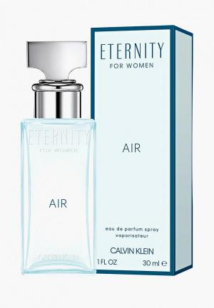 Парфюмерная вода Calvin Klein Eternity Air For Women, 30 мл. Цвет: прозрачный