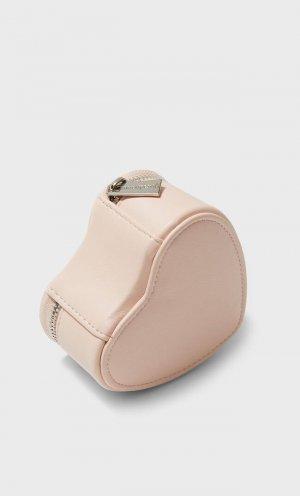 Шкатулка Для Украшений «Сердце» Женская Коллекция Цвет Розового Макияжа 103 Stradivarius. Цвет: цвет розового макияжа