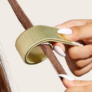 Инструмент для укладки волос SHEIN. Цвет: бежевые