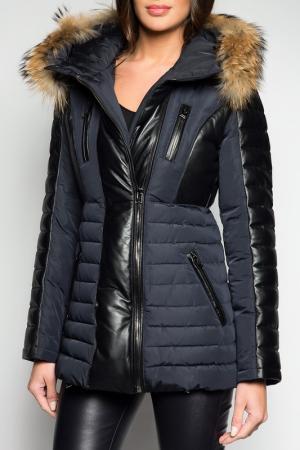Куртка Giorgio. Цвет: blue