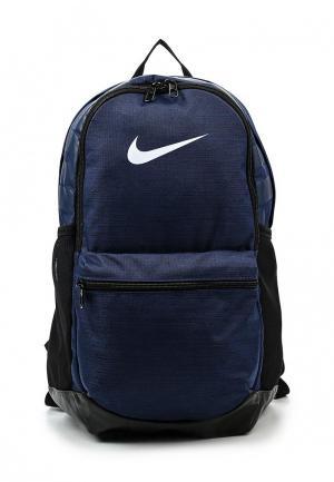 Рюкзак Nike Brasilia (Medium) Training Backpack. Цвет: синий