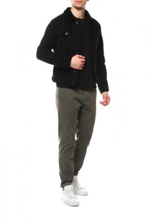 Куртка Lee cooper. Цвет: черный