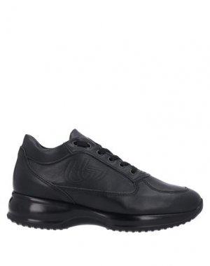 Кеды и кроссовки BLU BYBLOS. Цвет: черный