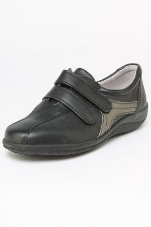 Кроссовки Comodo. Цвет: черный