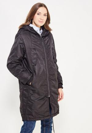 Куртка утепленная Cheap Monday. Цвет: черный
