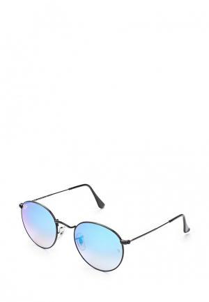Очки солнцезащитные Ray-Ban® RB3447 002/4O. Цвет: черный