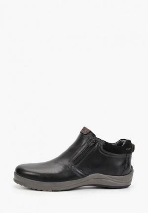 Ботинки Ara с увеличенной полнотой К. Цвет: черный
