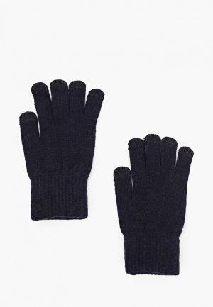 Перчатки Mango Man TOUCH SCREEN. Цвет: синий