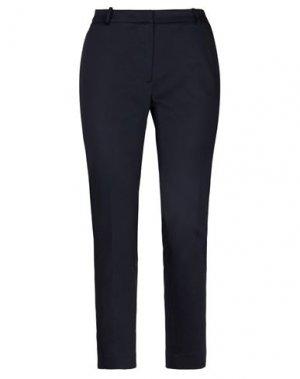 Повседневные брюки EMMA & GAIA. Цвет: темно-синий