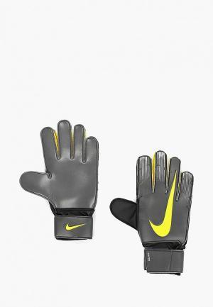 Перчатки вратарские Nike MATCH-FA18. Цвет: черный