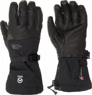 Перчатки мужские Patrol Long Gauntlet, размер 8,5 The North Face. Цвет: черный
