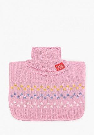 Манишка TuTu. Цвет: розовый