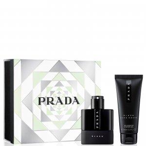 Luna Rossa Black Eau de Parfum Gift Set 50ml Prada