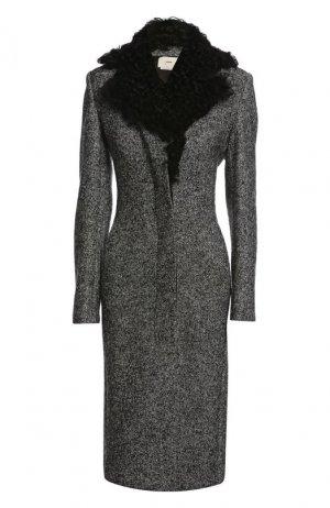 Пальто Edun. Цвет: серый