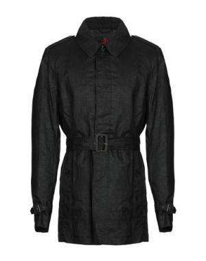 Легкое пальто BARACUTA. Цвет: черный