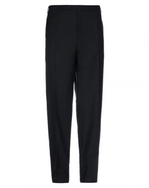 Повседневные брюки CANALI. Цвет: черный