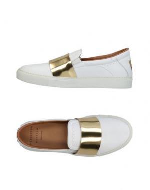 Низкие кеды и кроссовки HENDERSON BARACCO. Цвет: белый