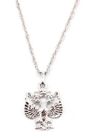 Кулон на цепочке Inesse M. Цвет: серебро
