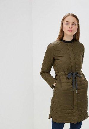Куртка утепленная Acasta. Цвет: хаки
