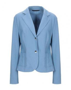 Пиджак HENRY COTTON'S. Цвет: лазурный