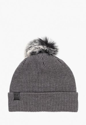 Шапка Buff Knitted Hat Kesha. Цвет: серый