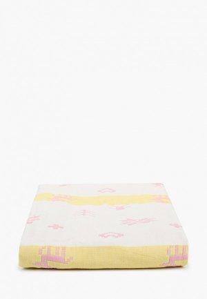 Одеяло детское Крошка Я. Цвет: разноцветный