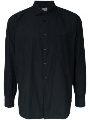 Рубашка свободного кроя Gold / Toyo Enterprise. Цвет: чёрный
