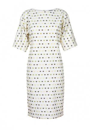 Платье Mayamoda. Цвет: зеленый