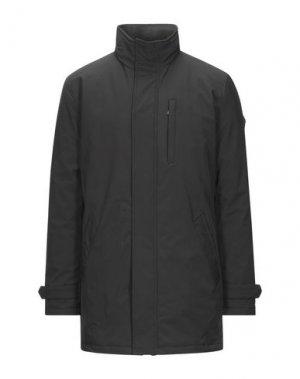Куртка ASCOT SPORT. Цвет: черный