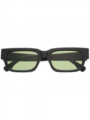 Солнцезащитные очки Roma Retrosuperfuture. Цвет: green